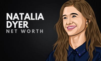 Natalia Dyer's Net Worth