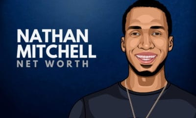 Nathan Mitchell's Net Worth
