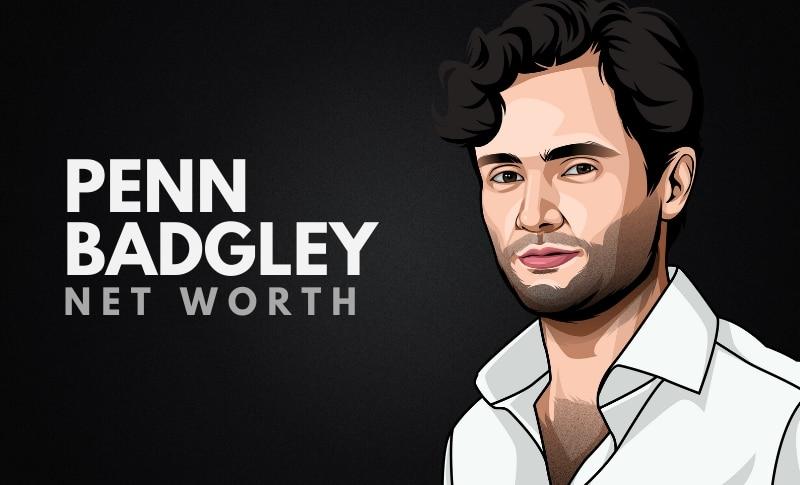 Penn Badgley Net Worth