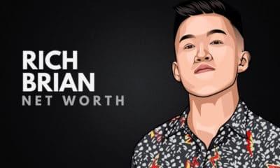Rich Brian's Net Worth