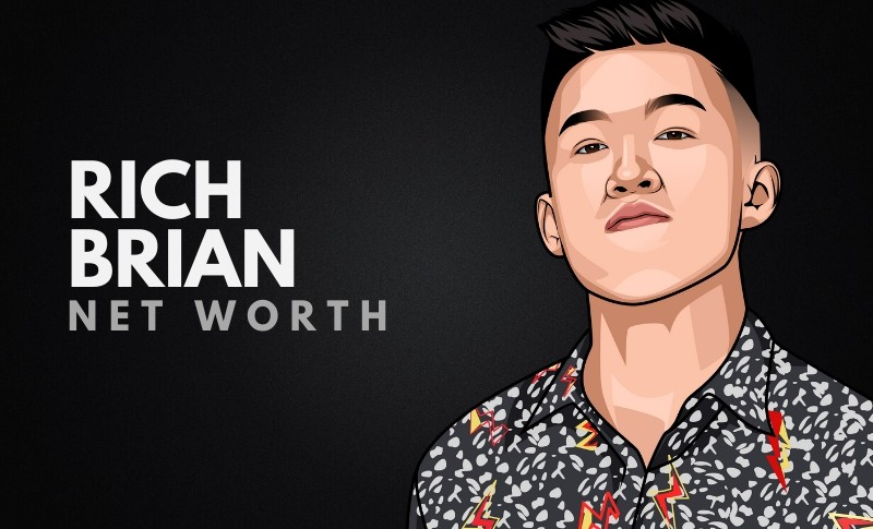 Rich Brian Net Worth
