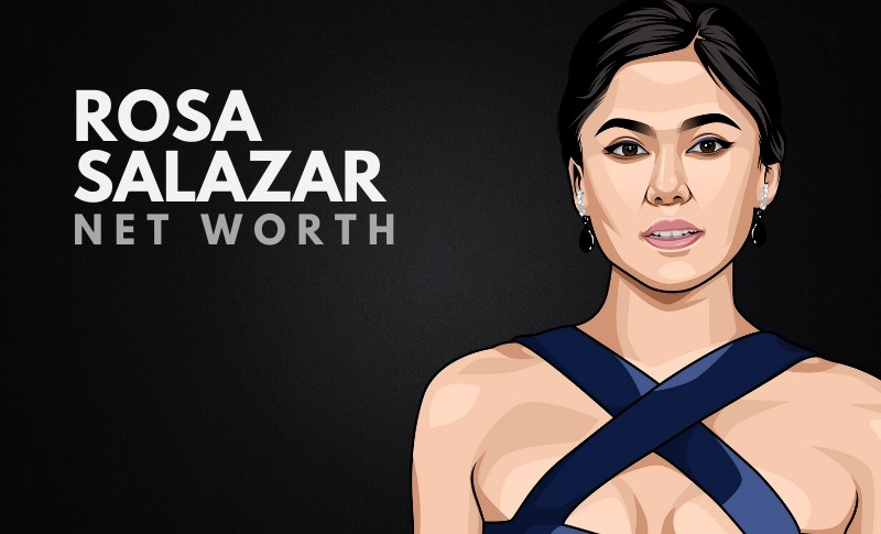 Rosa Salazar Net Worth