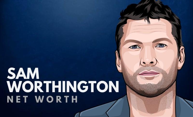 Sam Worthington's Net Worth
