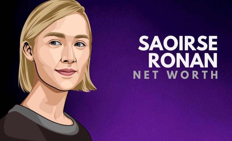 Saoirse Ronan Net Worth