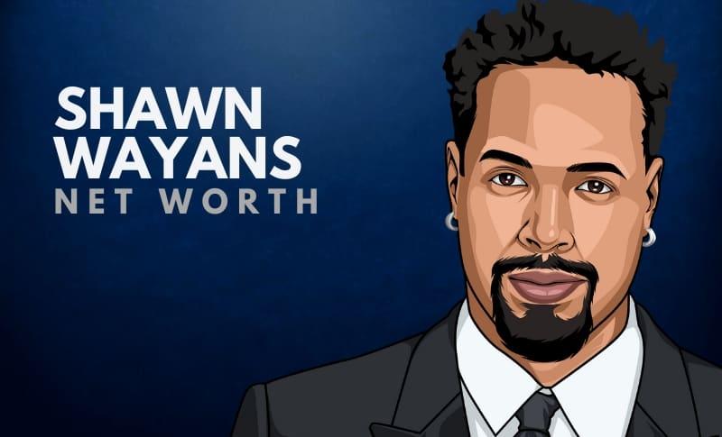 Shawn Wayans' Net Worth
