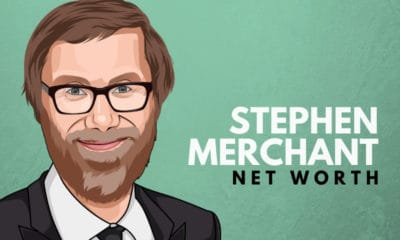 Stephen Merchant's Net Worth