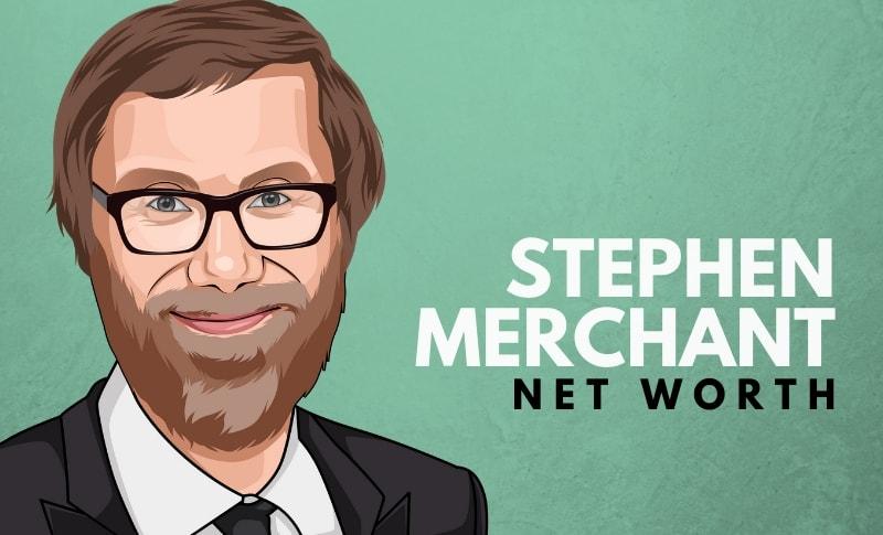 Stephen Merchant Net Worth