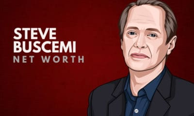 Steve Buscemi's Net Worth