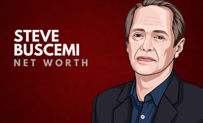 Steve Buscemi Net Worth