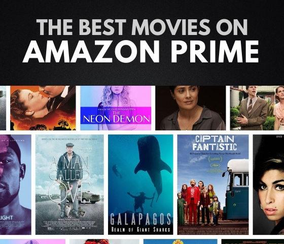 The Best Amazon Prime Movies