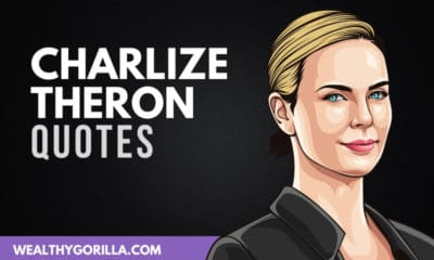 The Best Charlize Theron Quotes