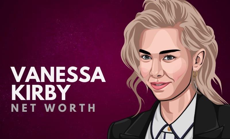 Vanessa Kirby Net Worth