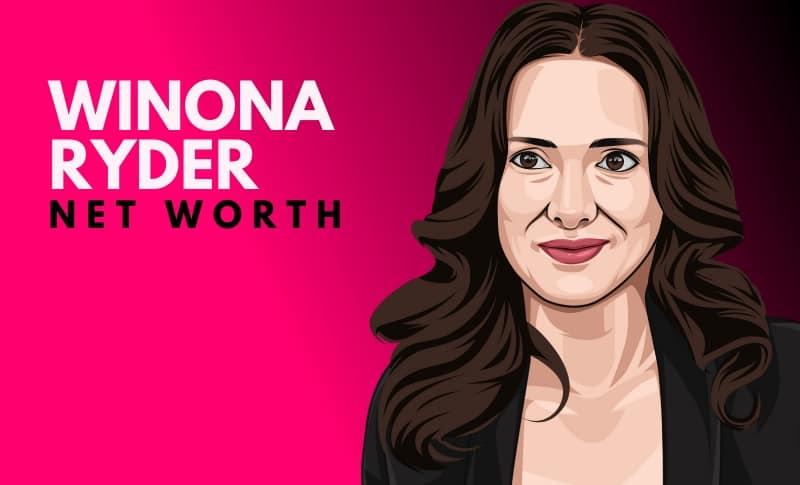 Winona Ryder Net Worth