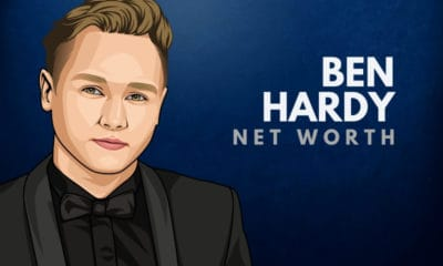 Ben Hardy's Net Worth