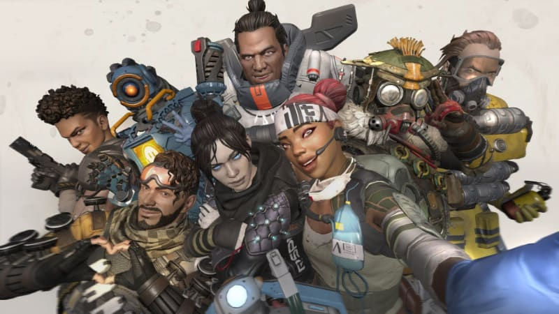 Best Xbox One Games - Apex Legends