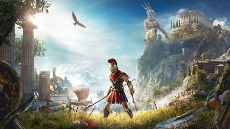 Best Xbox One Games - Assassins Creed Odyssey
