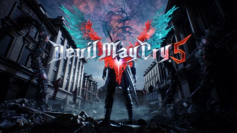 Best Xbox One Games - Devil May Cry 5