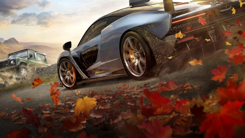 Best Xbox One Games - Forza Horizon 4