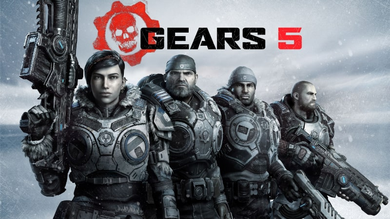 Best Xbox One Games - Gears 5