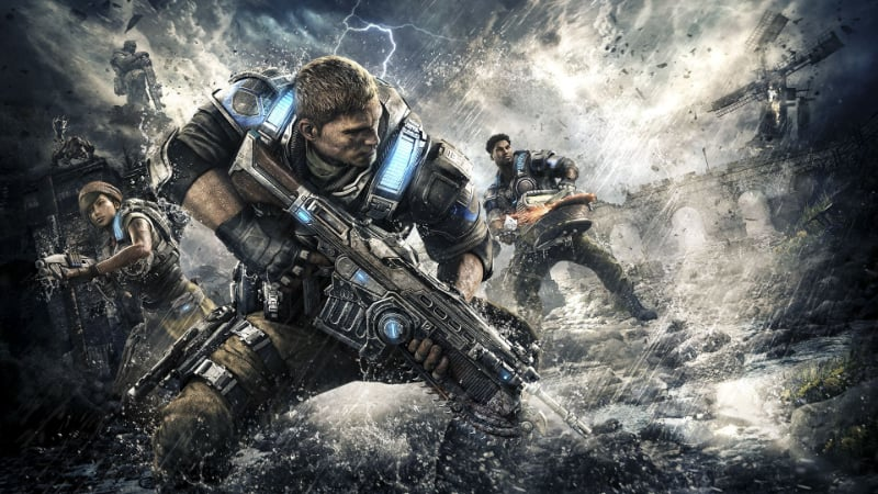 Best Xbox One Games - Gears of War 4