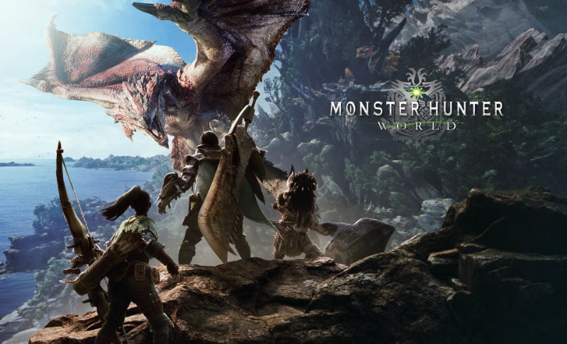 Best Xbox One Games - Monster Hunter World