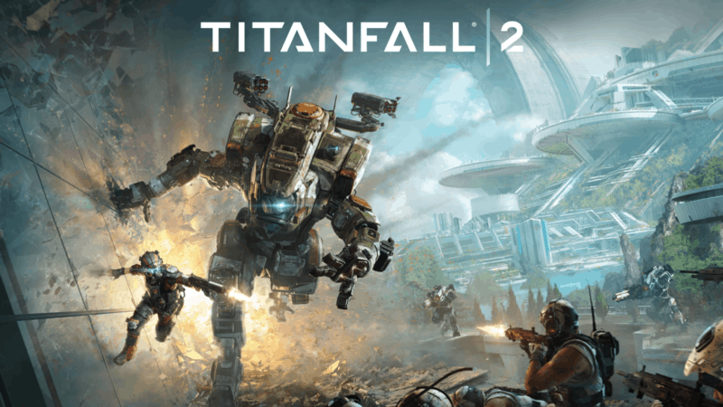 Best Xbox One Games - Titanfall 2
