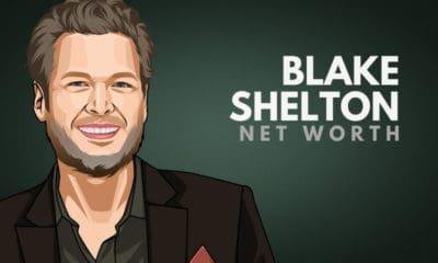 Blake Shelton's Net Worth