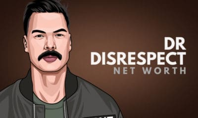 Dr Disrespect's Net Worth
