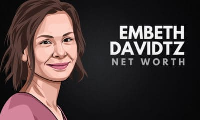 Embeth Davidtz's Net Worth