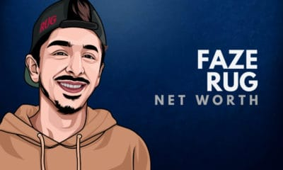 Faze Rug's Net Worth