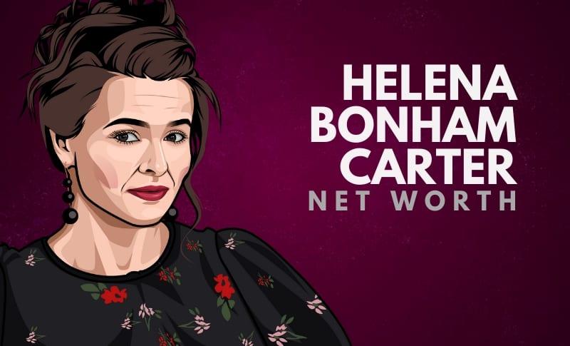 Helena Bonham Carter Net Worth