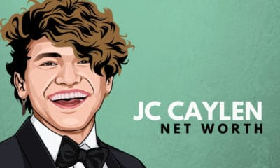 JC Caylen's Net Worth