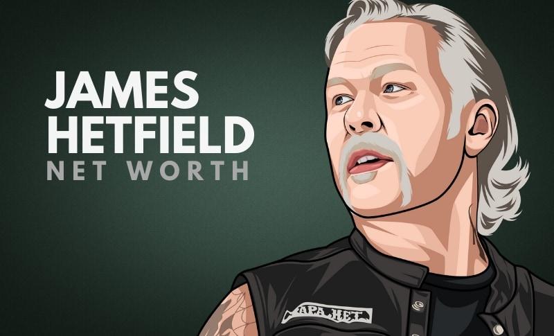 James Hetfield's Net Worth