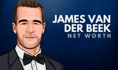 James Van Der Beek's Net Worth