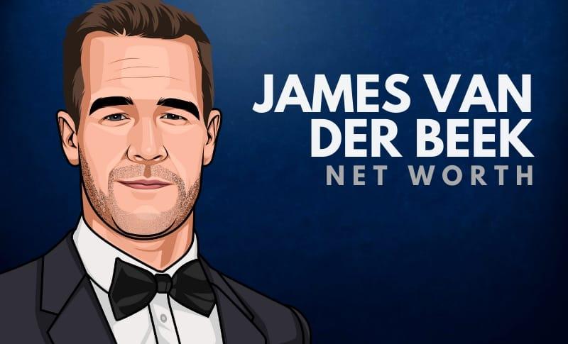 James Van Der Beek's Net Worth