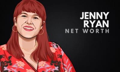 Jenny Ryan's Net Worth