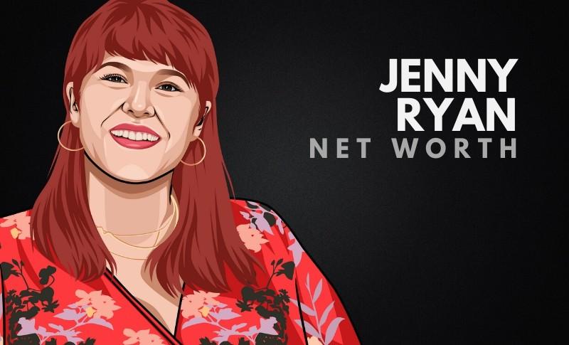 Jenny Ryan Net Worth