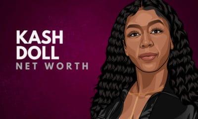 Kash Doll's Net Worth