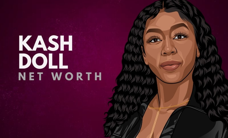 Kash Doll's Net Worth