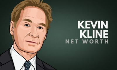 Kevin Kline's Net Worth