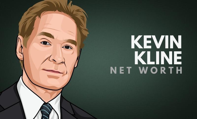 Kevin Kline's Net Worth