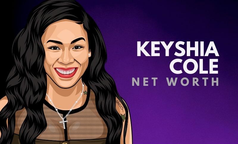 Keyshia Cole Net Worth