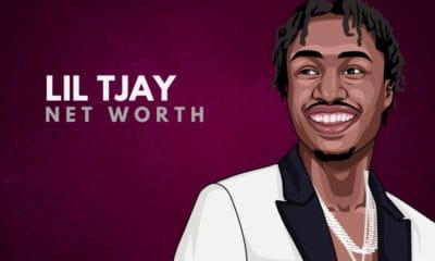 Lil Tjay's Net Worth