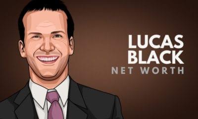 Lucas Black's Net Worth