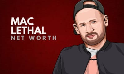 Mac Lethal's Net Worth