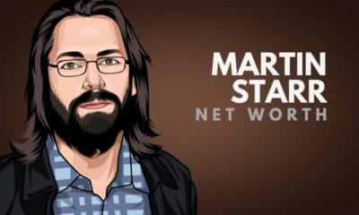 Martin Starr's Net Worth