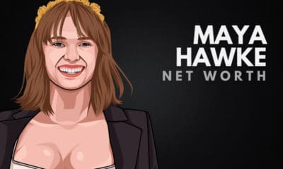 Maya Hawke's Net Worth