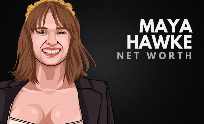 Maya Hawke Net Worth