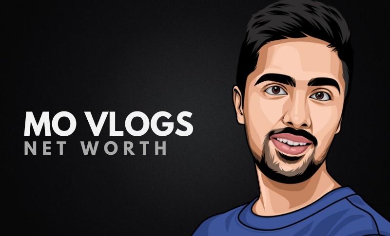 Mo Vlogs Net Worth
