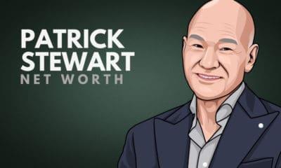Patrick Stewart's Net Worth